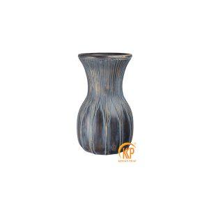 bình hoa composite 16111 giả đá