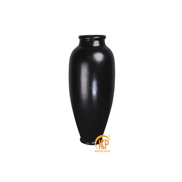bình hoa composite 16065 trưng bày