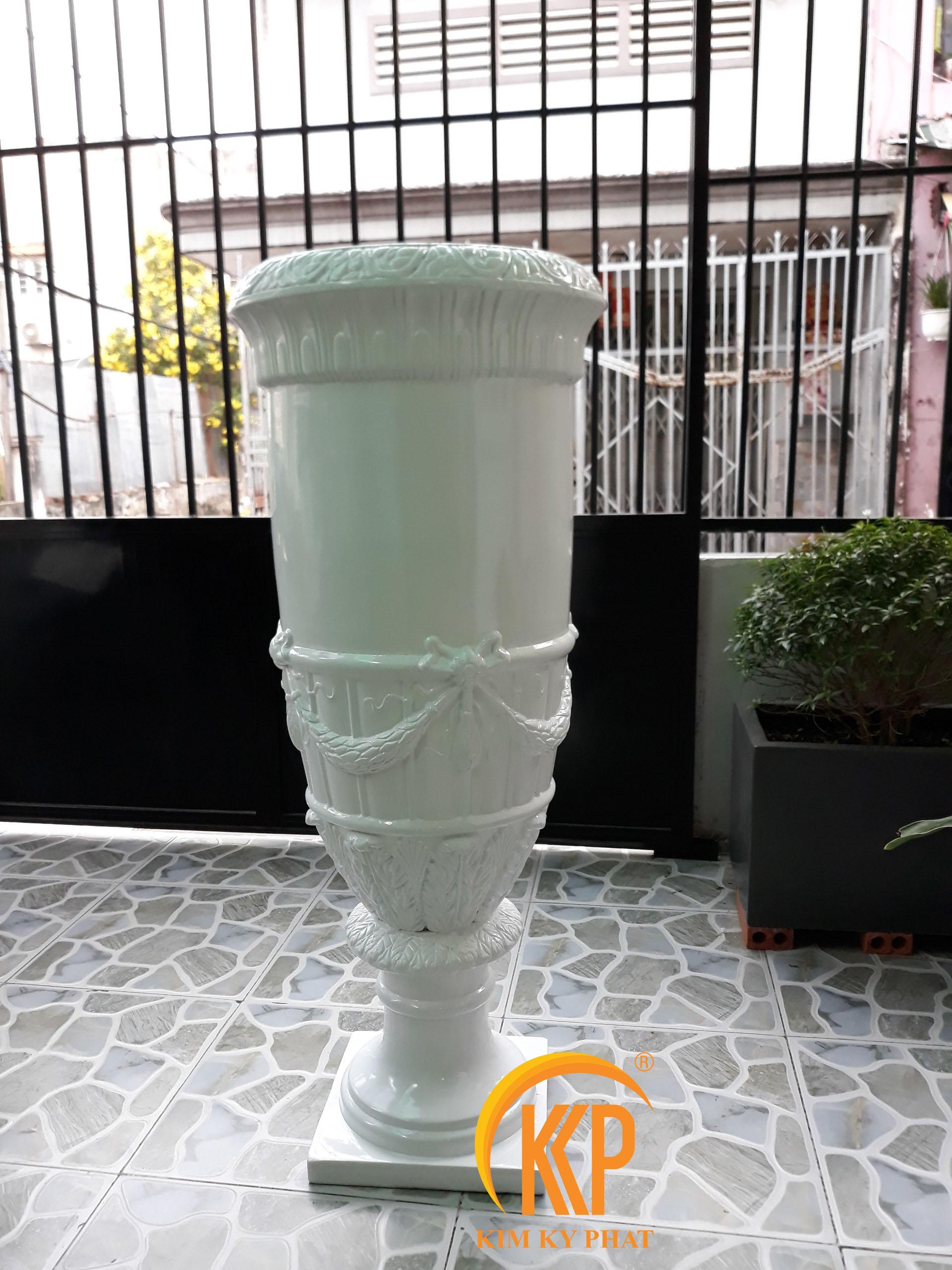 bình hoa composite kkp cao cấp