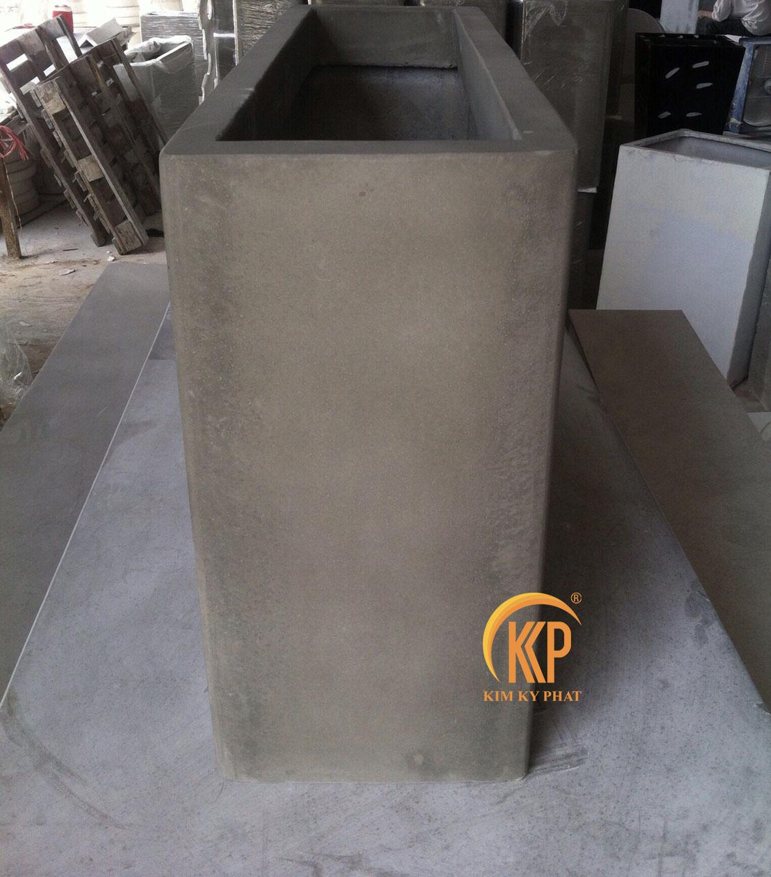 phương pháp sản xuất chậu xi măng nhẹ